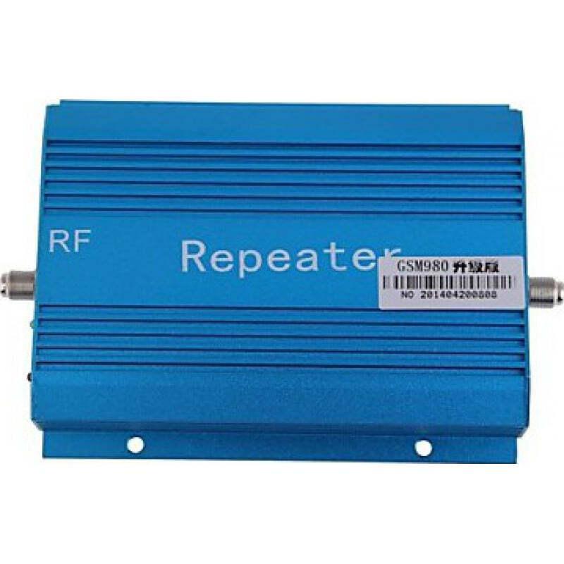 85,95 € Envío gratis | Amplificadores de Señal Amplificador de señal de teléfono móvil. Kit repetidor y antena GSM