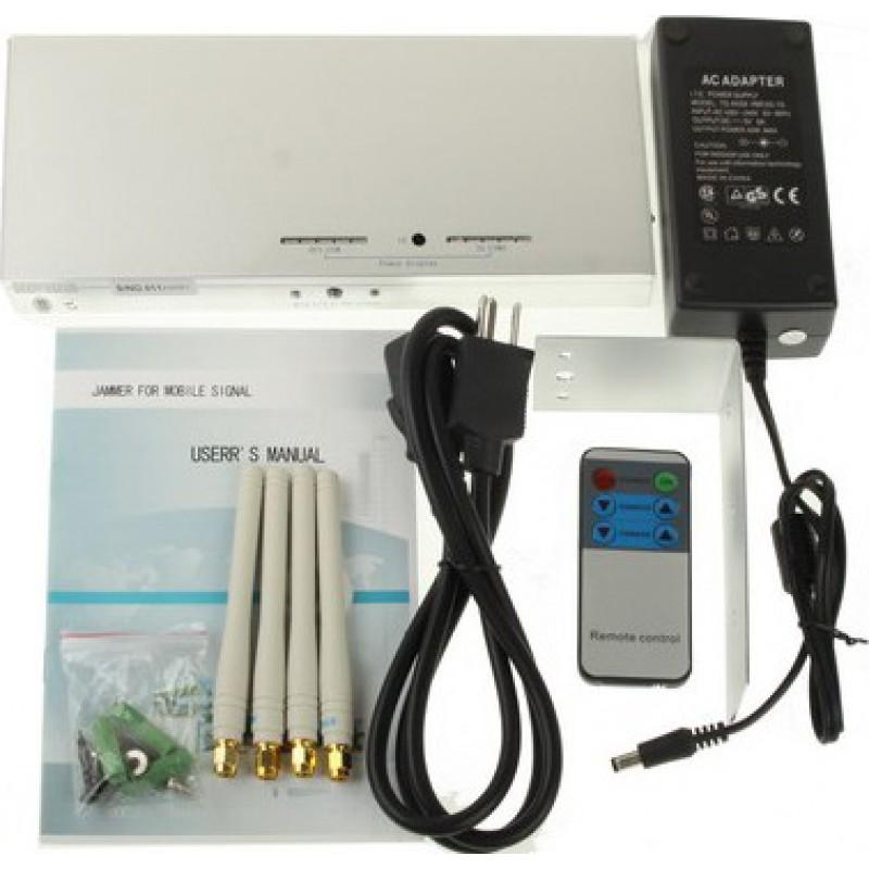 Bloqueurs de Téléphones Mobiles Bloqueur de signal de télécommande GSM 20m
