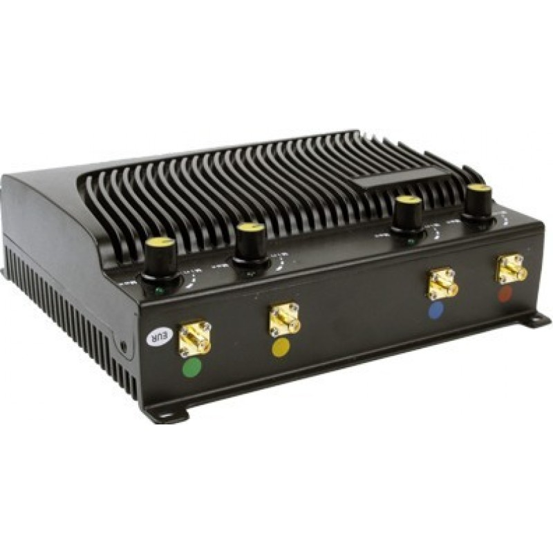Bloqueadores de Teléfono Móvil 4 antenas. Bloqueador de señal GSM 40m