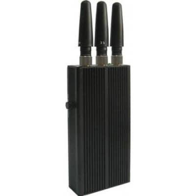 42,95 € 免费送货 | 手机干扰器 信号阻断器 10m