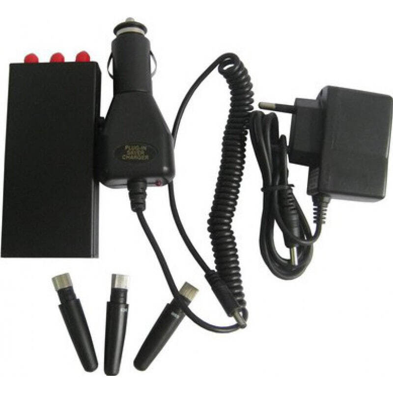 42,95 € 免费送货   手机干扰器 信号阻断器 10m