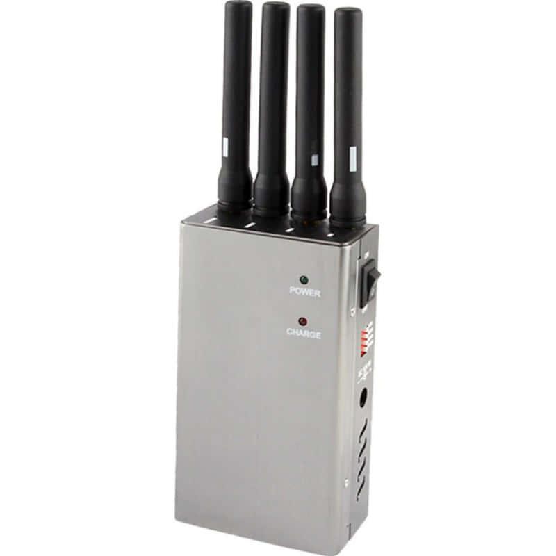 Bloqueurs de Téléphones Mobiles Bloqueur de signal portable haute puissance Portable 15m