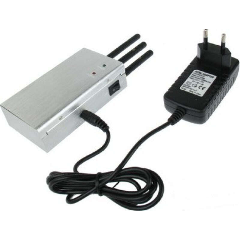 Handy-Störsender Mobiler Hochleistungs-Signalblocker Portable 15m