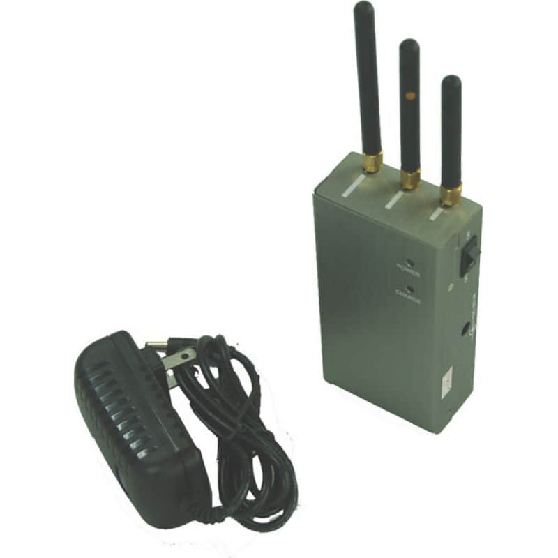 Cell Phone Jammers High power mini portable signal blocker Portable