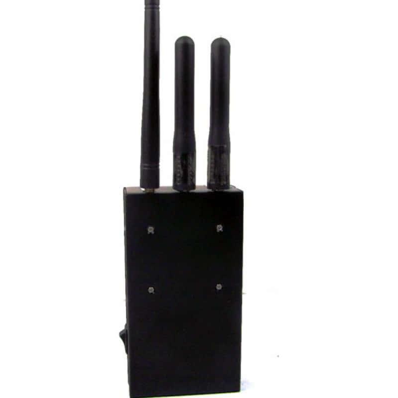 Bloqueurs de Téléphones Mobiles Bloqueur de signal sans fil portable 4G Portable