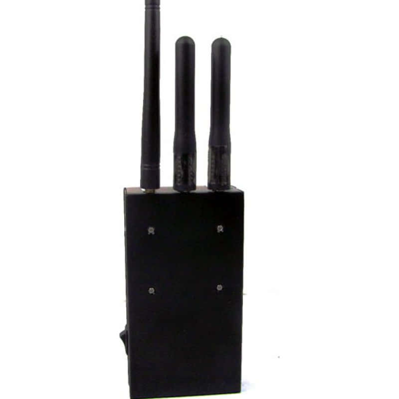 Cell Phone Jammers Portable wireless signal blocker 4G Portable