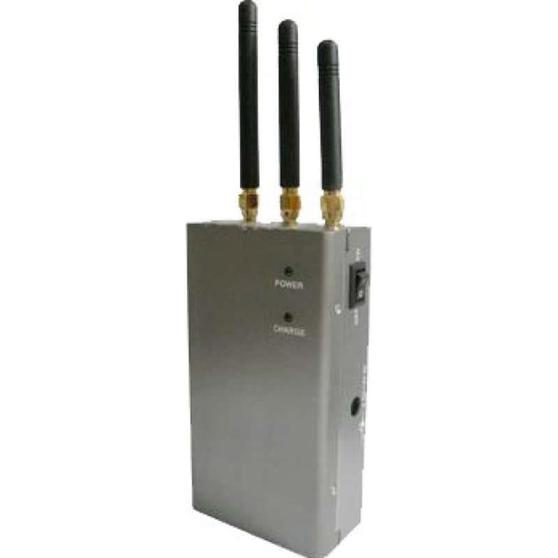 Cell Phone Jammers Sensitive portable signal blocker GSM Portable
