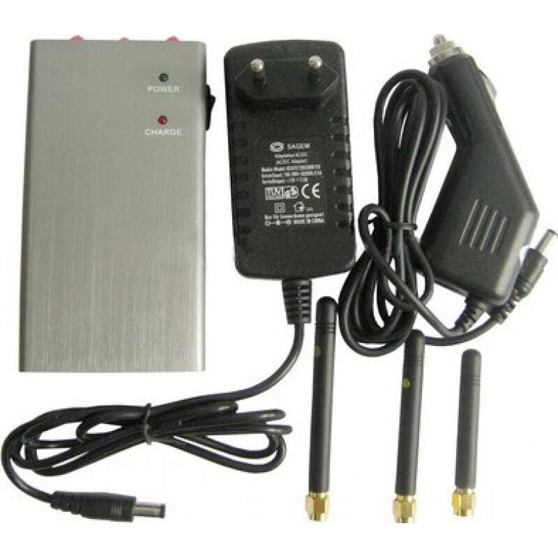 Bloqueurs de Téléphones Mobiles Bloqueur de signal portable sensible GSM Portable