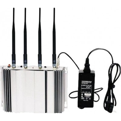 Bloqueadores de Teléfono Móvil Bloqueador de señal de escritorio de control remoto 3G Desktop