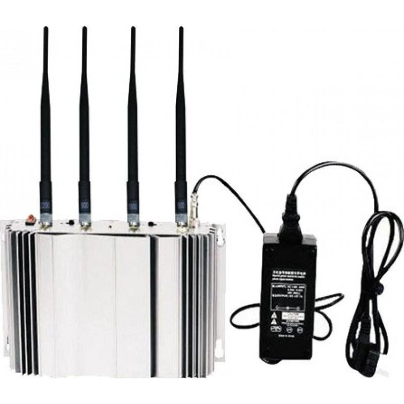 Блокаторы мобильных телефонов Пульт управления настольным сигналом 3G Desktop