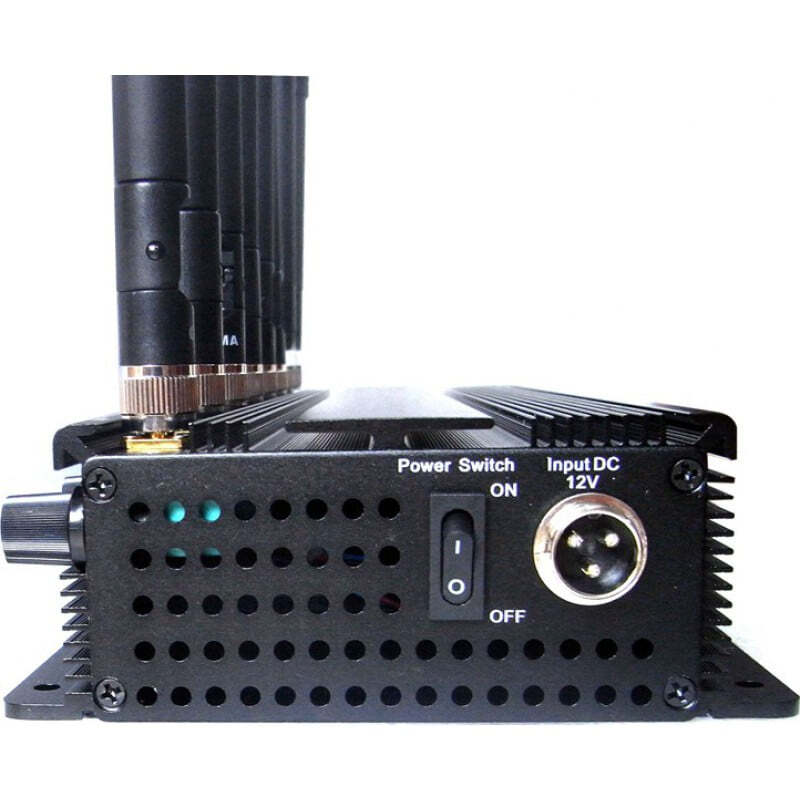 265,95 € Envoi gratuit | Bloqueurs de Téléphones Mobiles Bloqueur de signal de bureau 4G Desktop