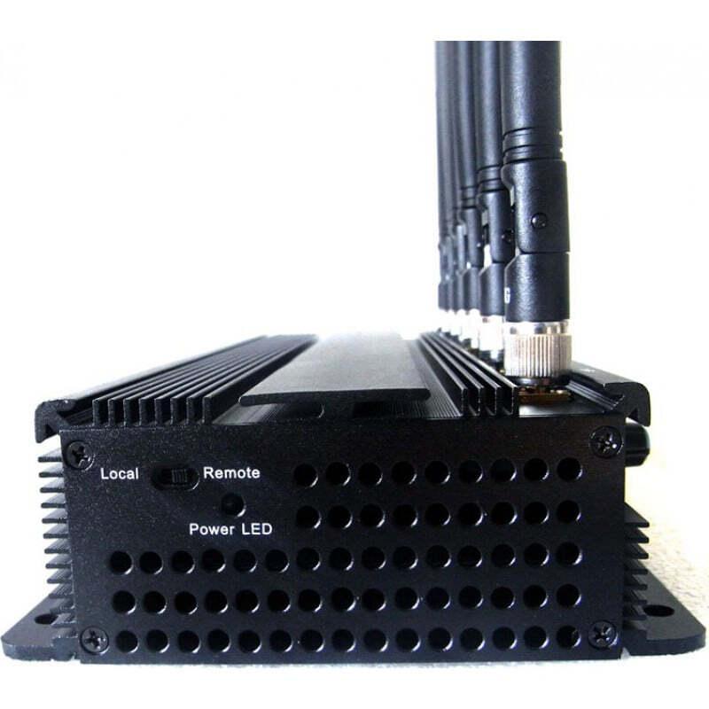 259,95 € Бесплатная доставка | Блокаторы мобильных телефонов Мощный блокатор сигналов. 6 антенн. регулируемый 3G