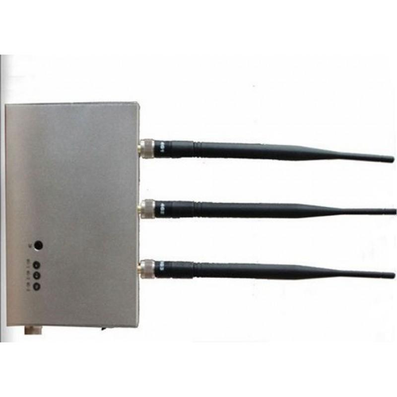 Bloqueurs de Téléphones Mobiles Bloqueur de signal télécommandé 3G