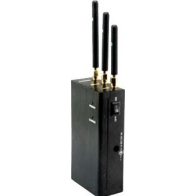 Портативный беспроводной блокиратор сигналов