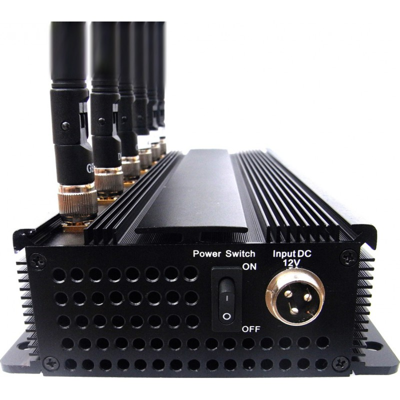 259,95 € Free Shipping | Remote Control Jammers Powerful desktop signal blocker VHF Desktop
