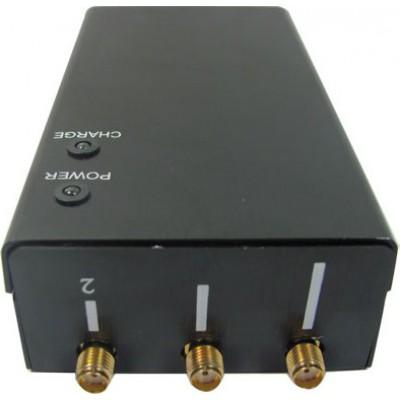 5 Bands. Portable wireless signal blocker