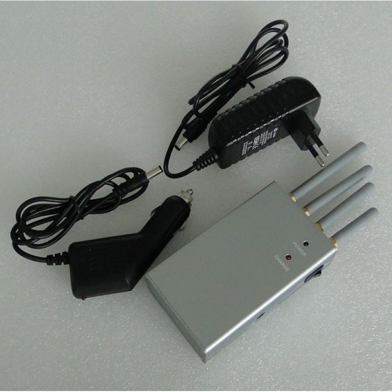 Bloqueurs de Téléphones Mobiles Bloqueur de signal haute puissance portable. Antennes Omnidirectionnelles Handheld