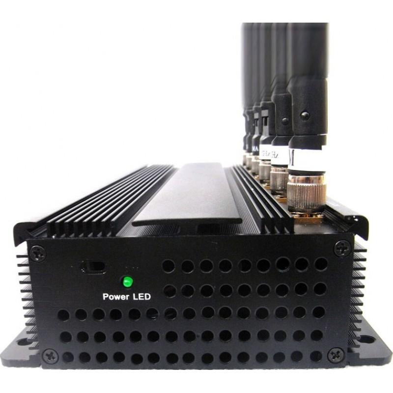 265,95 € Kostenloser Versand | Handy-Störsender 6 Signalblocker für Antennen GSM