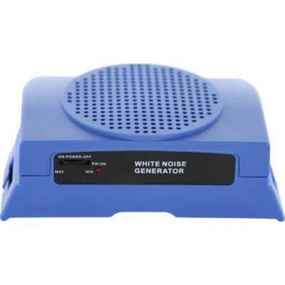 Bloccanti Audio/Voce Blocco del segnale del generatore di rumore bianco. Blocca i registratori audio e vocali