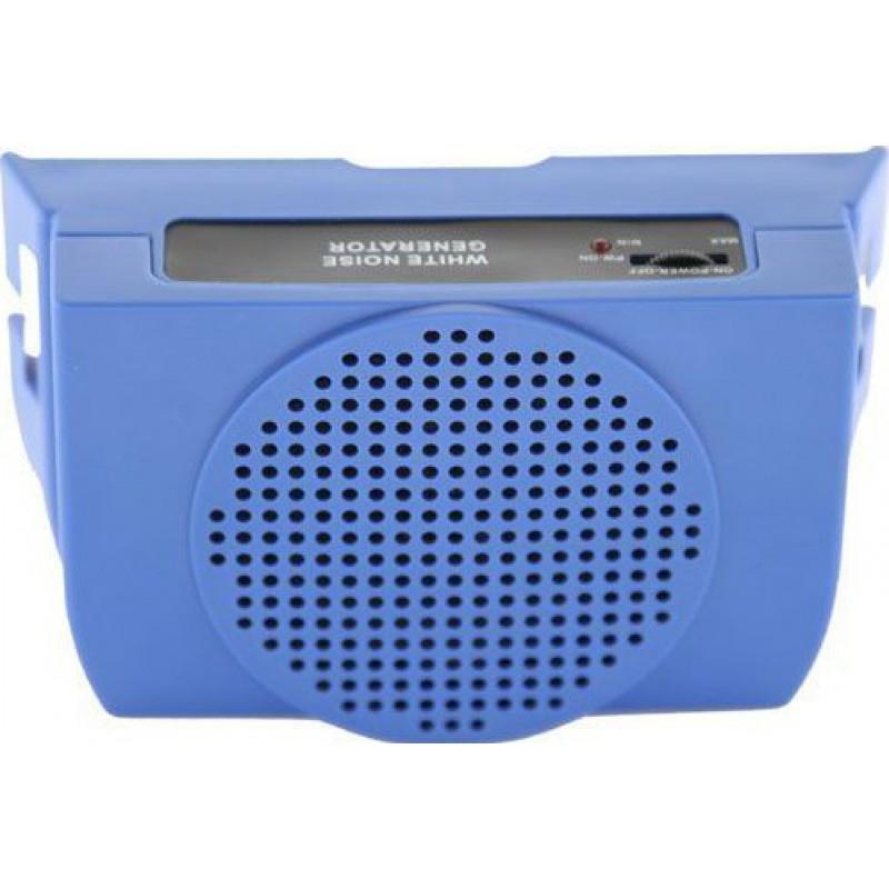 Аудио/Голосовые блокираторы Блокатор сигнала генератора белого шума. Блокирует аудио и диктофоны
