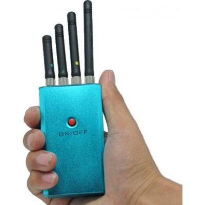 57,95 € Spedizione Gratuita | Bloccanti del Telefoni Cellulari Mini bloccatore di segnali. Blocco del segnale di media potenza