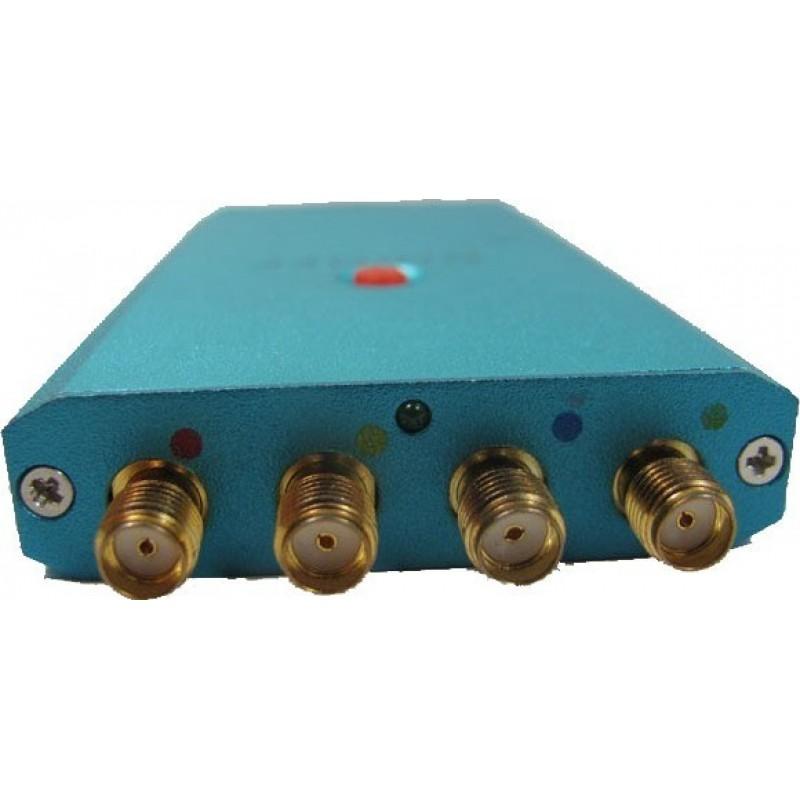57,95 € 送料無料 | 携帯電話ジャマー ミニ信号ブロッカー。中電力信号ブロッカー
