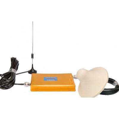 102,95 € Envío gratis | Amplificadores de Señal Amplificador de señal de doble banda de alta potencia GSM