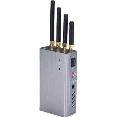 122,95 € Kostenloser Versand | Handy-Störsender Hochleistungs-Signalblocker
