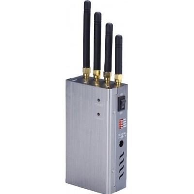 122,95 € 免费送货 | 手机干扰器 高功率信号阻断器