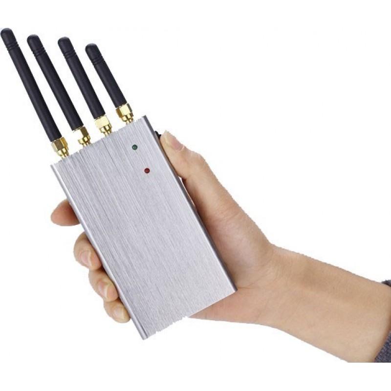 122,95 € Бесплатная доставка | Блокаторы мобильных телефонов Блокатор сигналов высокой мощности