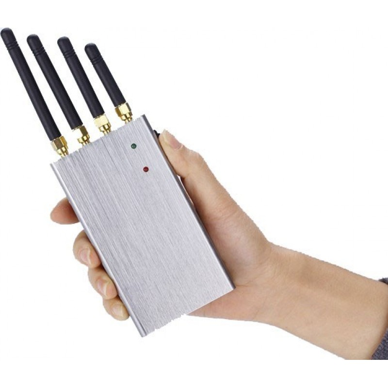 122,95 € Envoi gratuit | Bloqueurs de Téléphones Mobiles Bloqueur de signal haute puissance