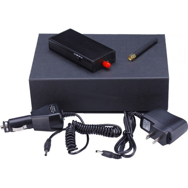 48,95 € Envoi gratuit | Bloqueurs de GPS Bloqueur de signal portable à bande unique Portable