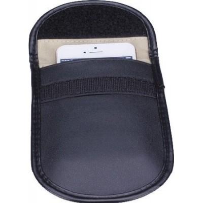 26,95 € 送料無料 | ジャマーアクセサリー 保護放射線バッグ。スマートフォン用信号遮断ケースポーチ