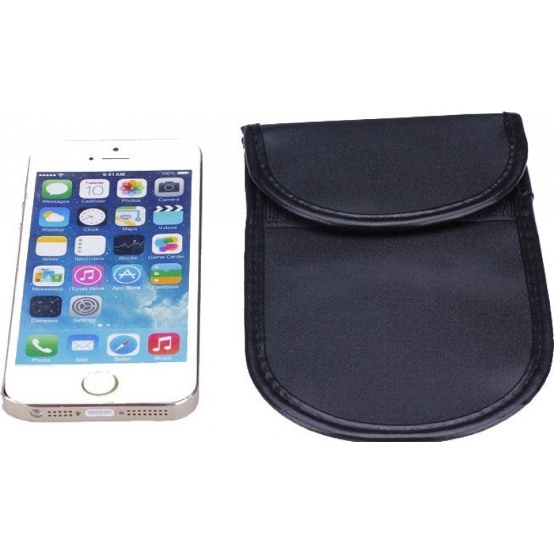 26,95 € Free Shipping   Jammer Accessories Protective anti-radiation bag. Signal blocking case pouch for smartphones