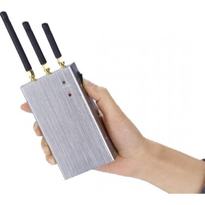 手机干扰器 高功率信号阻断器