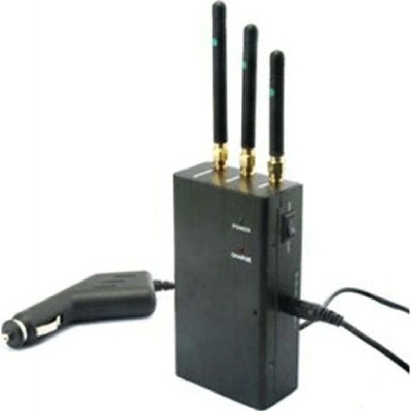 WiFi干扰器 信号阻断器 2.4G 1.0G