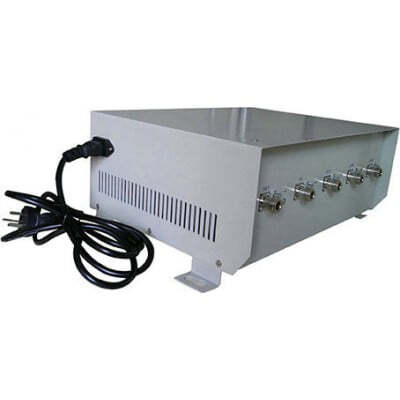 Bloqueur de signaux haute puissance avec antennes omnidirectionnelles