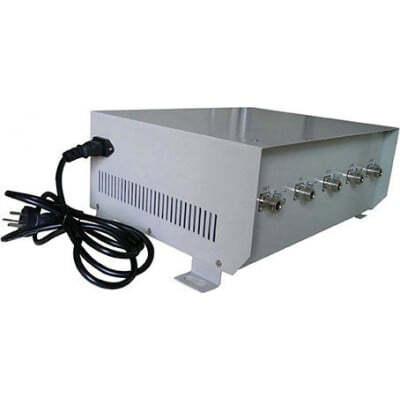 Hochleistungs-Signalblocker mit Rundstrahlantennen