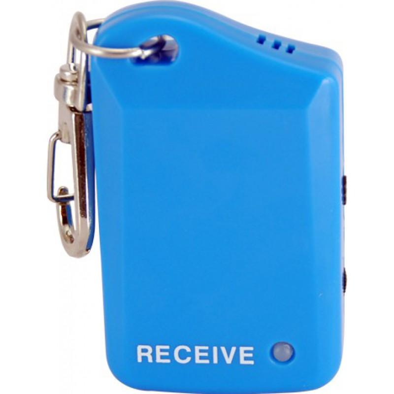 Versteckte Spionagegeräte Armband Anti-Verlust-Sicherheitsset. Secure-Me Plus-Modell. Find-Me-Alarm (Anti-Loss)