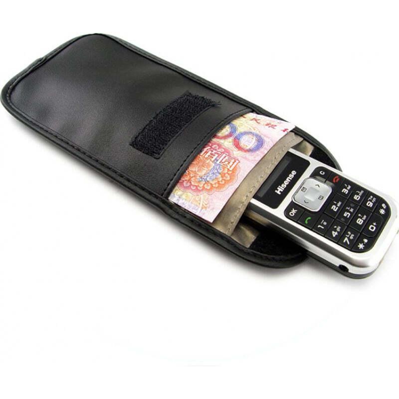 24,95 € Kostenloser Versand   Versteckte Spionagegeräte Handy-Sperrtasche. Blockiert alle Handysignale und -frequenzen weltweit