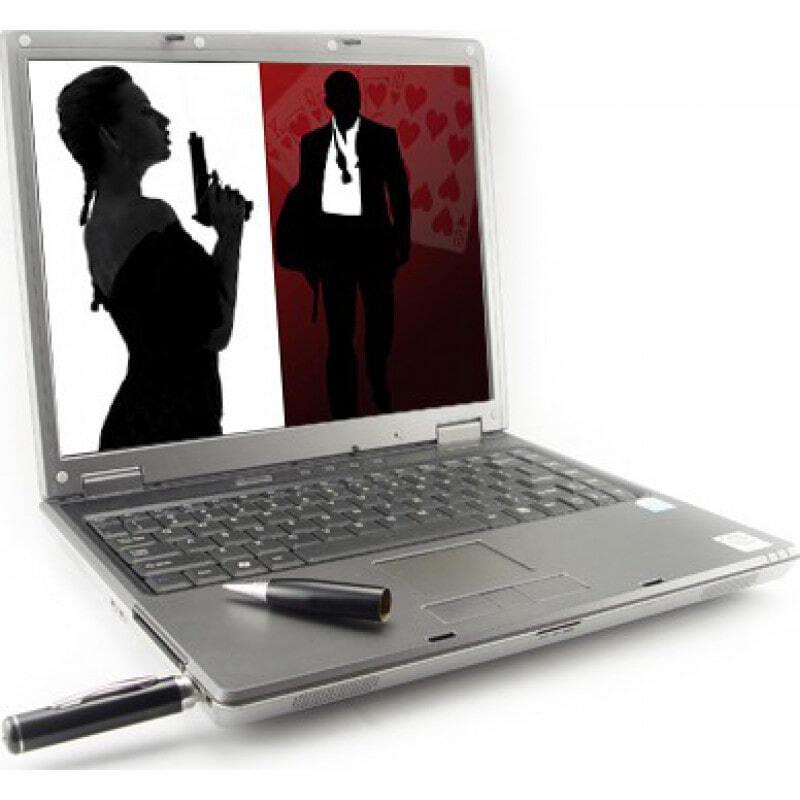 Stift mit Versteckter Kamera Spion Stift. Digitaler Taschenvideorecorder. Versteckter digitaler Videorecorder (DVR). Camcorder ausspionieren 8 Gb
