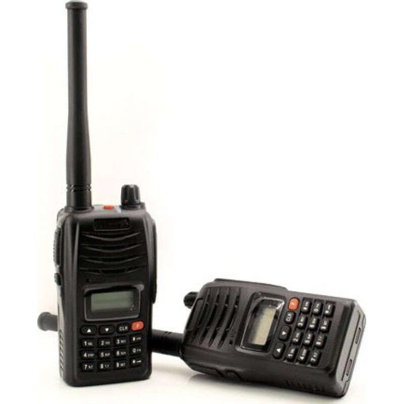 Detectores de Sinal Conjunto de walkie-talkie de longo alcance (UHF 220v)