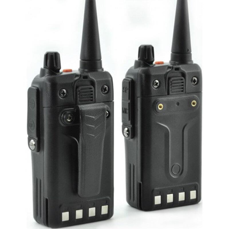 Détecteurs de Signal Set talkie walkie longue portée (UHF 220v)