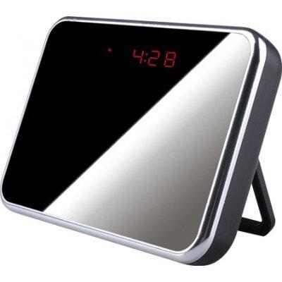 54,95 € Бесплатная доставка | Шпионские часы Многофункциональный будильник. Пульт дистанционного управления (RC). Определение движения. Шпионская скрытая камера. Цифровой ви
