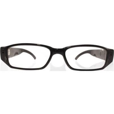 41,95 € Бесплатная доставка | Шпионские очки Очки шпионские очки. Скрытая камера. Мини цифровой видеорегистратор (DVR). Слот для TF-карты. 30 ФТС 1080P Full HD
