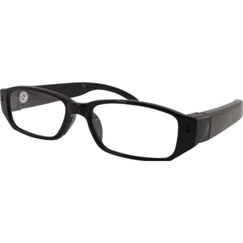 41,95 € Free Shipping   Glasses Hidden Cameras Spy eyewear glasses. Hidden camera. Mini digital video recorder (DVR). TF Card slot. 30 FTS 1080P Full HD