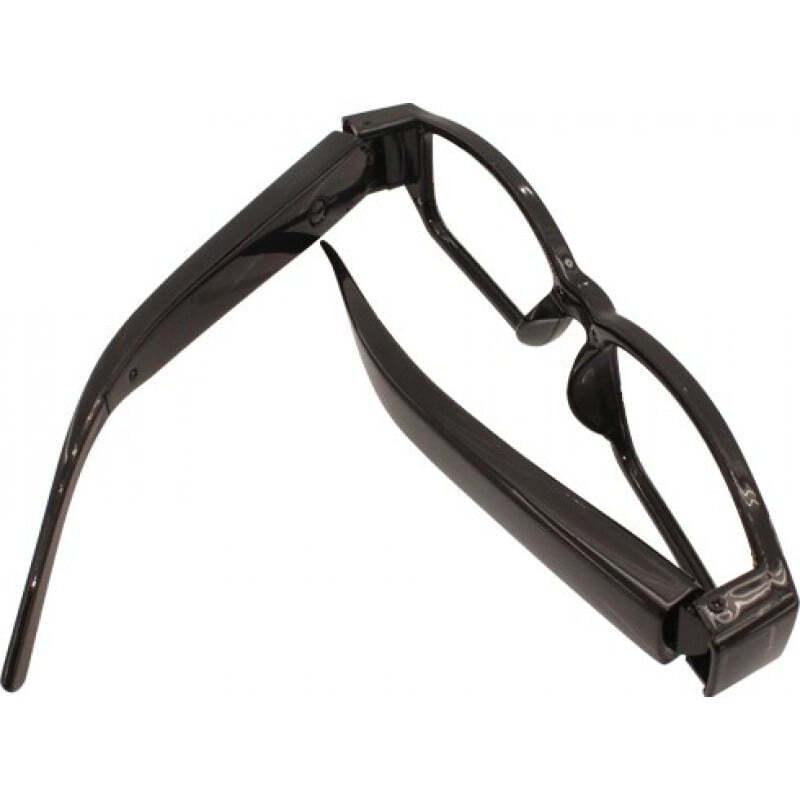 41,95 € Бесплатная доставка   Шпионские очки Очки шпионские очки. Скрытая камера. Мини цифровой видеорегистратор (DVR). Слот для TF-карты. 30 ФТС 1080P Full HD