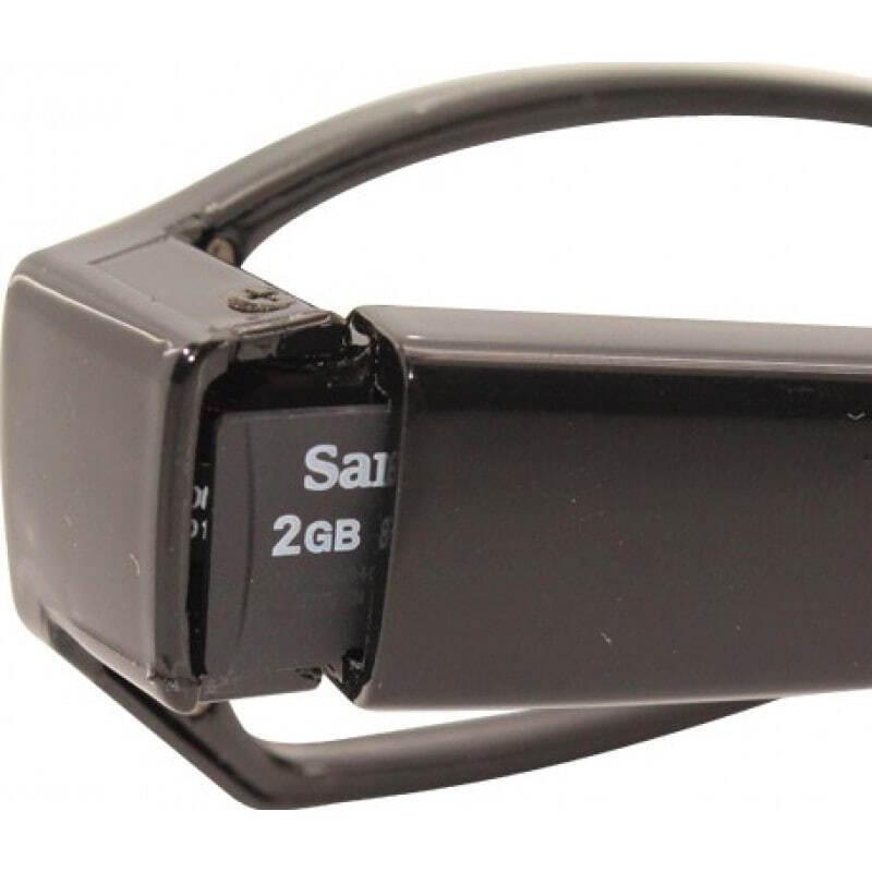 41,95 € 免费送货 | 眼镜隐藏的相机 间谍眼镜。隐藏的相机。迷你数字录像机(DVR)。 TF卡槽。 30 FTS 1080P Full HD