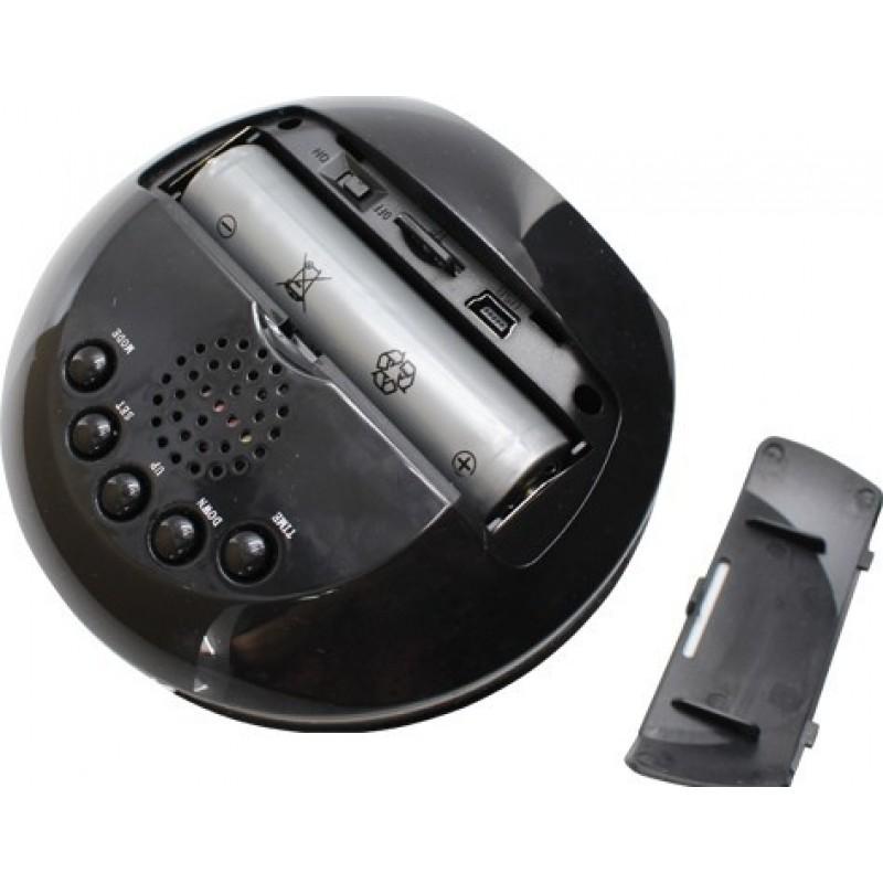 54,95 € Envoi gratuit   Montres Espion Réveil multifonctionnel. Télécommande. Détection de mouvement. Spy caméra cachée. Enregistreur vidéo numérique 8 Gb