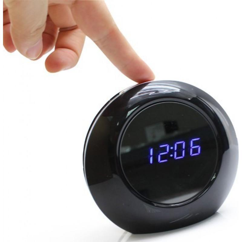 54,95 € 免费送货   时钟隐藏的相机 多功能闹钟。遥控。运动检测。间谍隐藏的相机。数码录影机。高画质 8 Gb
